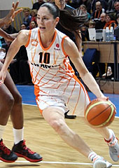 10. Sue Bird (UMMC Ekaterinburg)